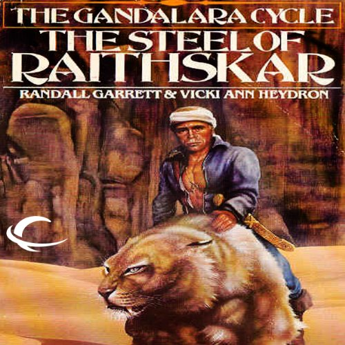 The Steel of Raithskar cover art