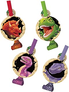 Creative Converting 25012 Party Supplies, Dino Blast