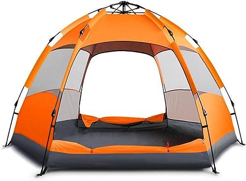 Yocobo Tente de Plage extérieure Tente de Prougeection Solaire Coupe-Vent de Tente de Multi-Personne de Tente d'alpinisme Multicouche de Tente d'alpinisme appropriée aux athlètes en Plein air