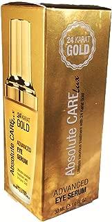 Absolute Care Lux 24 Karat Gold Advanced Eye Serum Serum 30ml