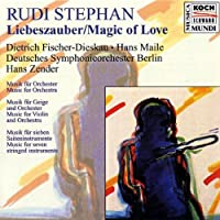 Stephan;Orchestral Works