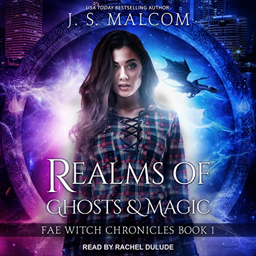 Realms of Ghosts and Magic audiobook cover art