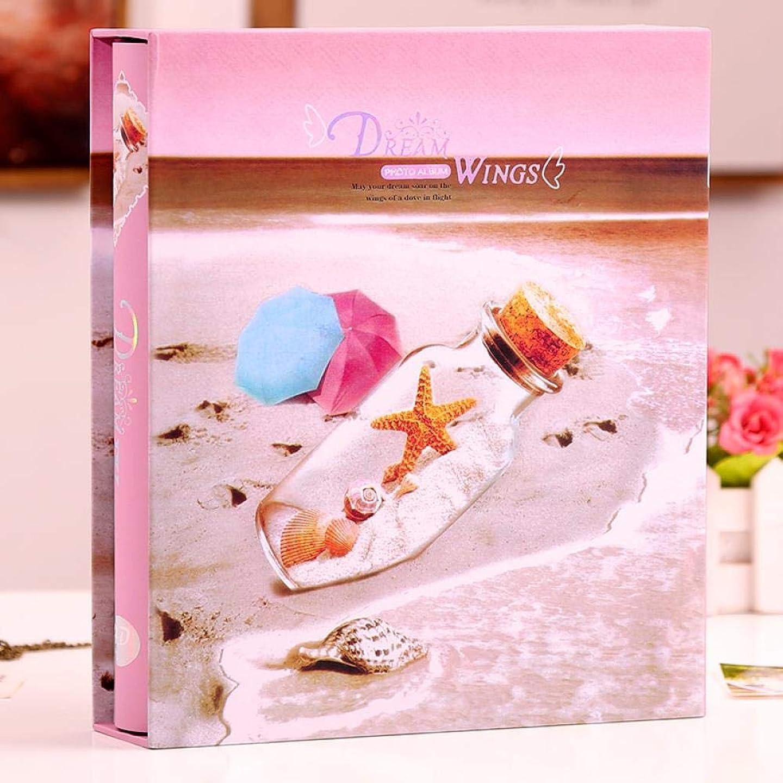 分類十分無視するPlush Frame Cover Photo Album Hold Photos General Interleaf Type Family Photo Album With Memo Baby Memory Book, c