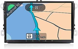 PX6 DSP Android 10 Autoradio apto para VW Passat / Golf / Skoda / Seat 2 Din Free Canbus Cámara de respaldo  4G + 64G   S...