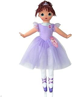 Anico Well Made Play Doll for Children La Bella Ballerina, 36