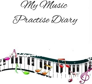 Music Practise Diary