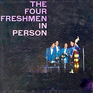The Four Freshmen in Person!