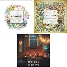 The Chainsmokers: EP + Studio Album LP Collection - 3 Vinyl Records (Bouquet / Collage / Memories...Do Not Open)