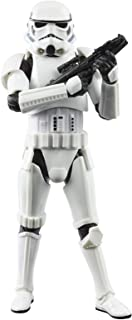 Star Wars The Black Series Imperial Stormtrooper Toy 6-Inch-Scale The Mandalorian Collectible Action Figure, Kids Ages 4 and Up