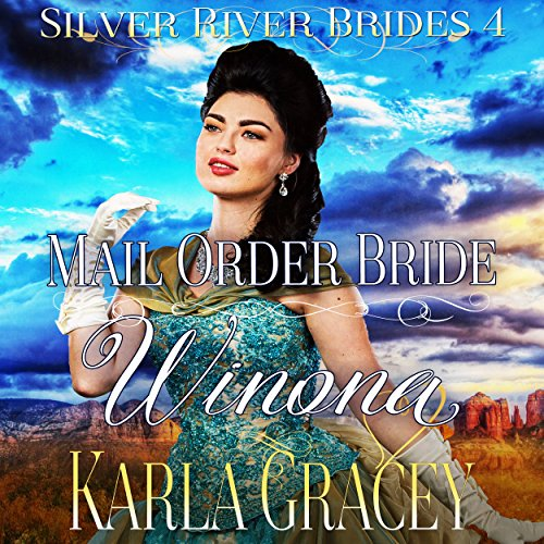 Mail Order Bride Winona audiobook cover art