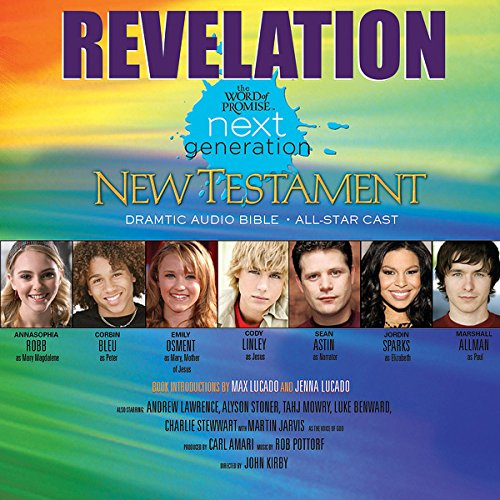 (35) Revelation, The Word of Promise Next Generation Audio Bible audiobook cover art