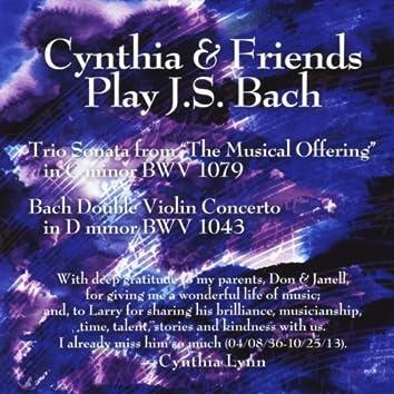 Cynthia & Friends Play J. S. Bach