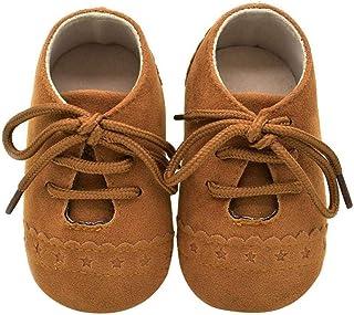 comprar comparacion Zapatos Bebé Niña 2019 SHOBDW Zapatos Bebé Niño Verano Suela Suave Antideslizante Zapatillas Ata para Arriba Zapatos Bajos...