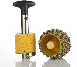 HEMIZA Zamkar Trades Stainless Steel Pineapple Cutter and Fruit Peeler Corer Slicer Kitchen Knife