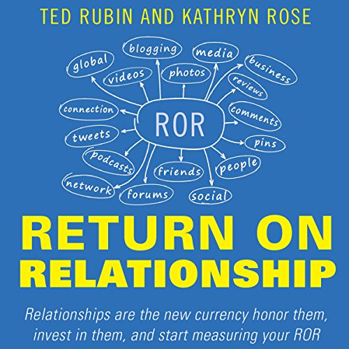 Return on Relationship audiobook cover art