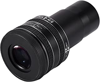 Mugast Eyepiece Lens 8-24mm Zoom Telescope Eyepiece Professional Optic Eyepiece Suitable for Standard 31.7mm Telescopes for Star Watching Astronomical Use