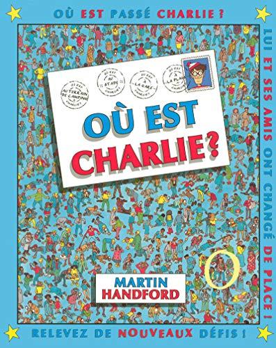 Où est Charlie ? Cherche-et-trouve – À partir de 7 ans