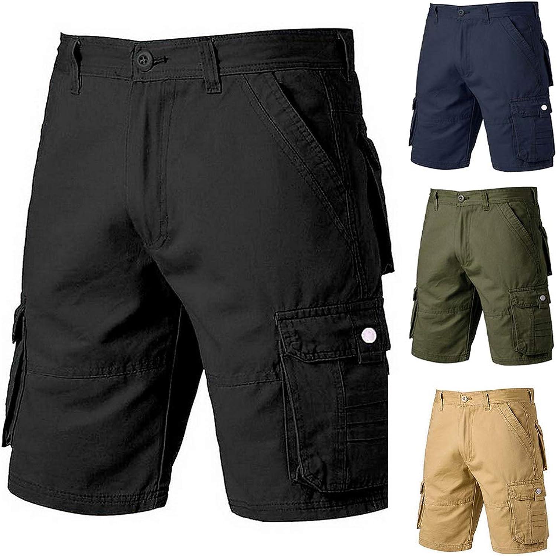 Men's Shorts, Running Short Pants, Gym Fitness Boxing Slim Training Short Fashion Sports Training Tight Fitness