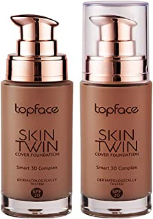 Top-Face Skin Twin Cover Foundation Smart 3D Complex PT464-10