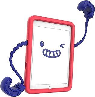 Speck 122461-7943 Products Case-E, Fits iPad 9.7-Inch, iPad Pro, iPad Air 2/iPad Air 1, Case for Kids, Sandia Red/Brillian...