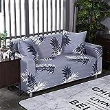 WXQY Funda de sofá Antideslizante elástica con Todo Incluido Funda de sofá antiincrustante elástica para decoración de Sala de Estar Funda de sofá A9 1 Plaza
