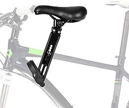 Kinderzitje voor op de fiets, kinderfietszitje voor mountainbikes, draagbaar, afneembaar fietszadel voor kinderen van 2 to...