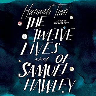The Twelve Lives of Samuel Hawley cover art