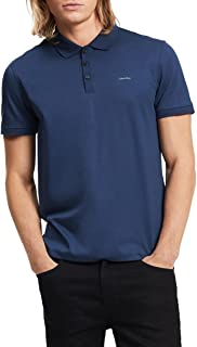 Men's Liquid Touch Polo Solid with Uv Protection