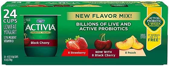 Best activia black cherry yogurt Reviews