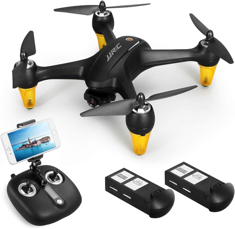 Goolsky JJR C X3P GPS FPV RC Drohne mit 1080P HD Kamera WiFi FPV,Follow Me,RC Quadrocopter mit Auto Hhenhaltung,Follow Me,Headless Modus für Anfnger