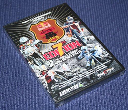 RED BULL ROMANIACS DVD - 7th Edition - Hard Enduro Rallye 2010