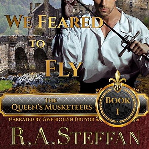 We Feared to Fly audiobook cover art