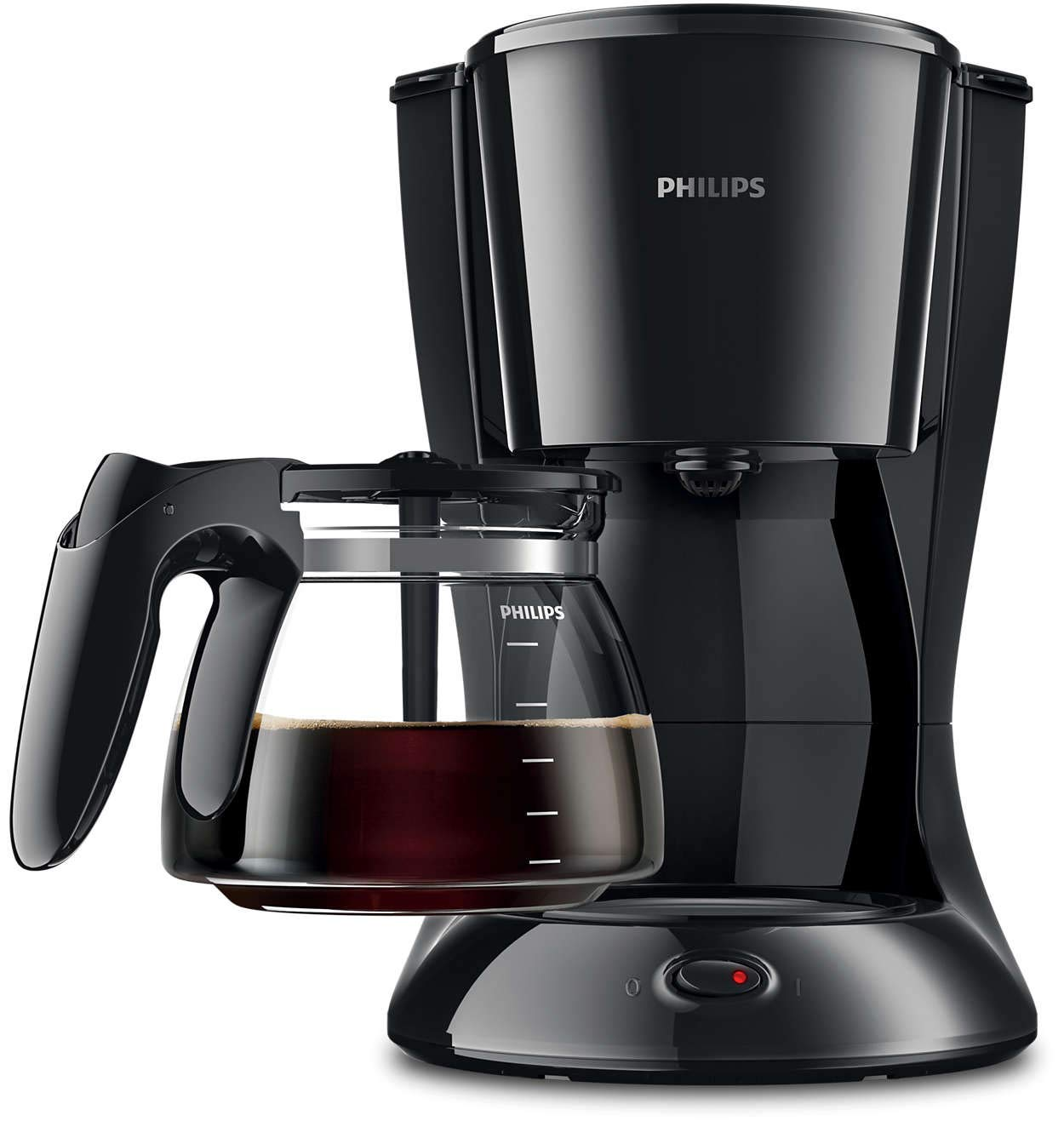 Philips Daily Collection HD7461/20 - Cafetera (Independiente ...