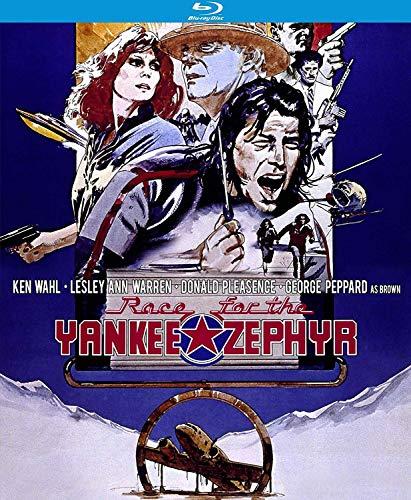 Race for the Yankee Zephyr aka Treasure of the Yankee Zephyr [Blu-ray]