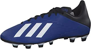 Adidas Mavi Erkek Çim Zemin Kramponu EF1698