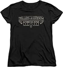 Trevco Sons of Anarchy Teller Morrow Women's T Shirt