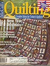 McCall's Quilting Magazine, February 2002 (Volume 9, Number 1)