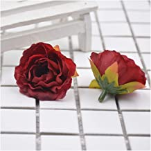 Greuses Artificial Flower for Wedding Party Home Room Decoration Marriage Shoe Hats Accessories Handmade Craft