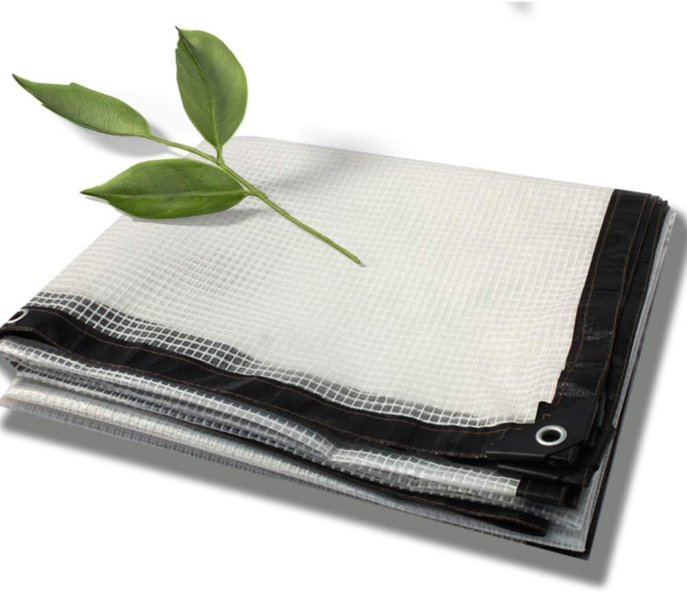LSXIAO Glass Clear Tarpaulin Plant Transmittan Flower Atlanta Mall Ranking TOP6 Insulation