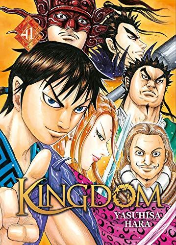 Kingdom Edition simple Tome 41