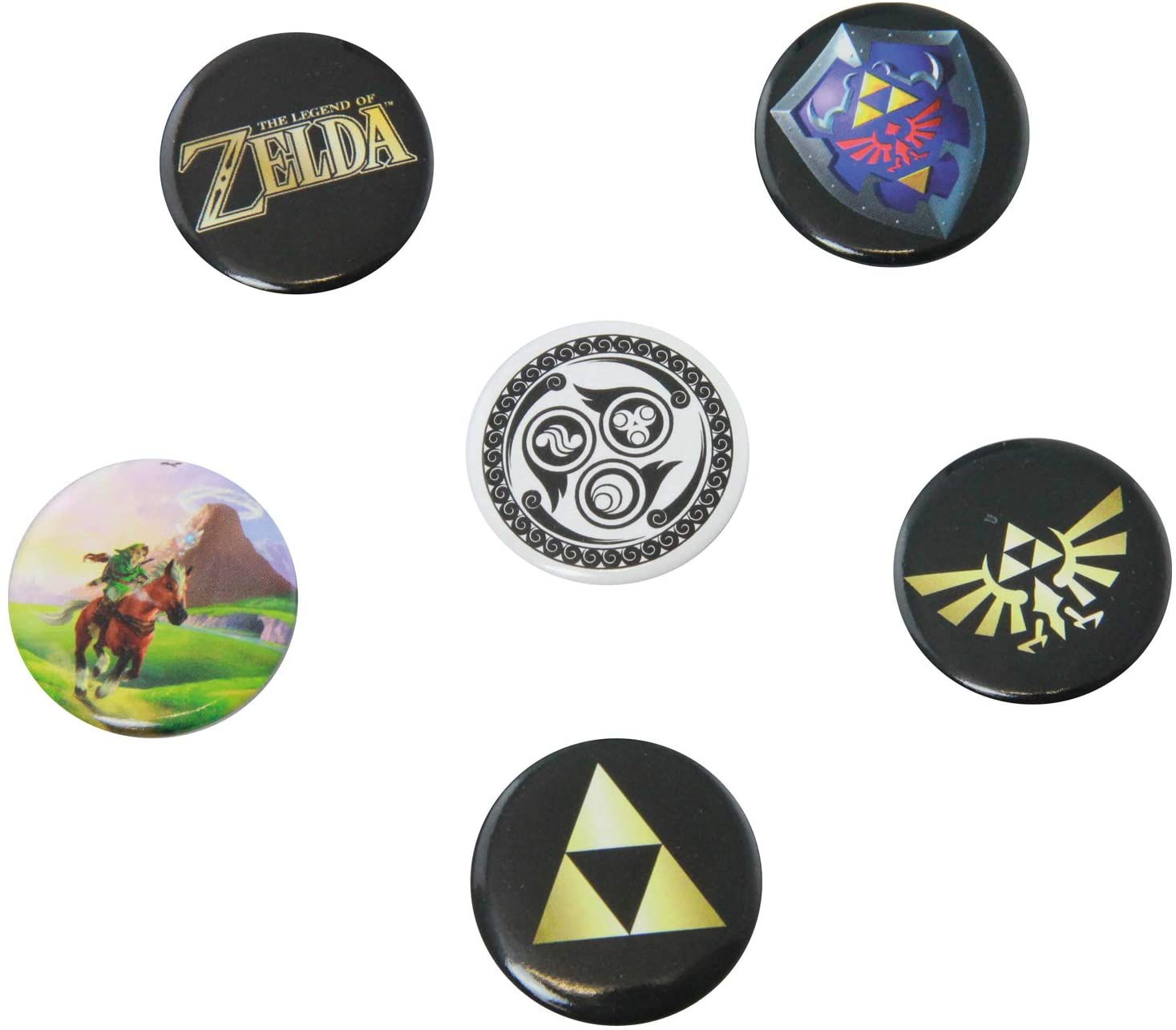 Paladone Nintendo Officially Licensed Merchandise OFFer o - Choice The Legend