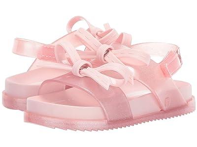 Mini Melissa Mini Cosmic Sandal + (Toddler/Little Kid) (Pink) Girls Shoes