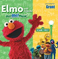 Sing Along With Elmo and Friends: Grant by Elmo and the Sesame Street Cast