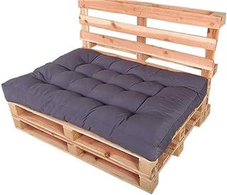 /cuscino imbottito per giardino Outdoor cuscino margherite turchese impermeabile lino/ 45/cm