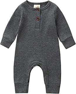 Ropa de dormir unisex para bebé, de algodón, pelele para chicos y chicas, mono, body para bebé, pijama, pijama para bebé.