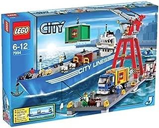 レゴ (LEGO) シティ レスキュー隊 レゴ (LEGO)シティの港 7994