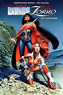 Lady Rawhide / Lady Zorro: Outlaw Blood