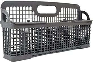 Lifetime Appliance W10190415 Silverware Basket Compatible with Whirlpool, Kenmore..