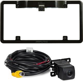 $179 » Alpine KTX-C10LP License Plate Frame HCE-C114 Back Up Camera