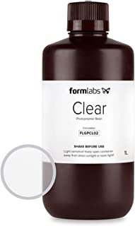Formlabs Resin, 1 L, Clear